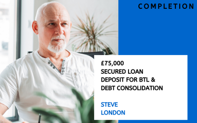 Buy to let secured loan purchase